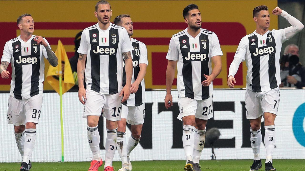 Juventus Turin - Bildquelle: 2019 Getty Images