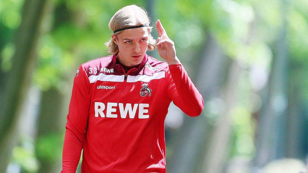 Sebastiaan Bornauw (VfL Wolfsburg) - Bildquelle: imago