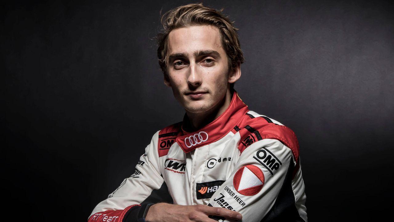 Ferdinand Habsburg (WRT Team Audi Sport)  - Bildquelle: imago images/HochZwei