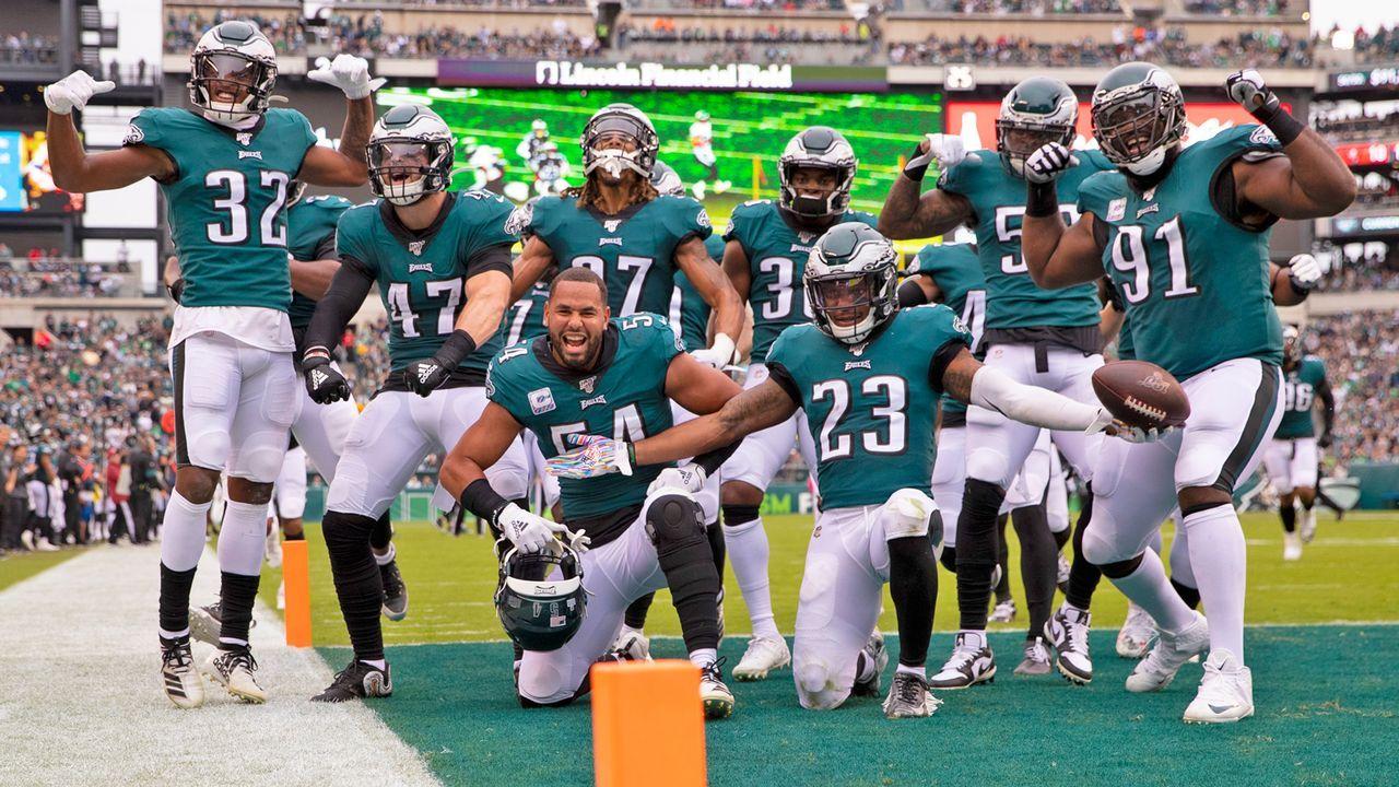 Defense: Philadelphia Eagles - Bildquelle: 2019 Getty Images