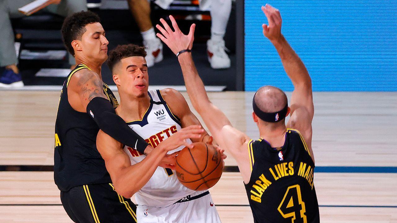 Lakers in der Breite gut aufgestellt - Bildquelle: 2020 Getty Images