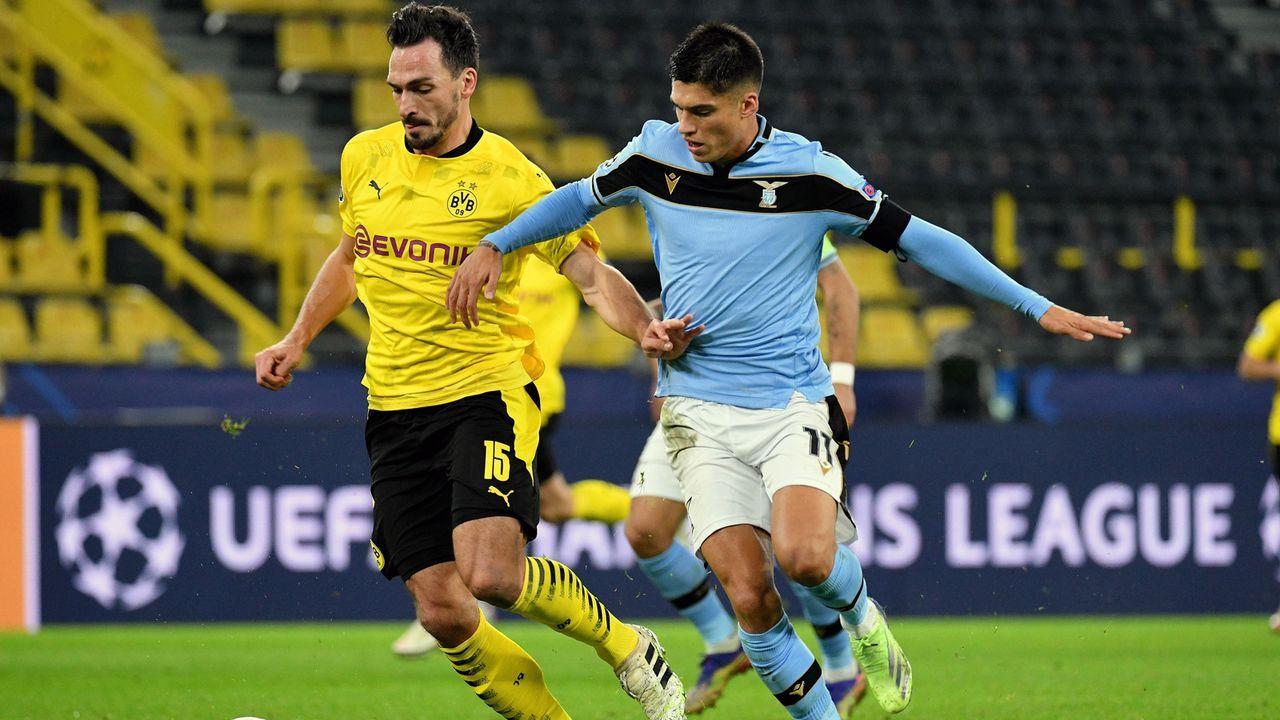 Gegen Lazio Rom: Borussia Dortmund in der Einzelkritik - Bildquelle: Getty Images