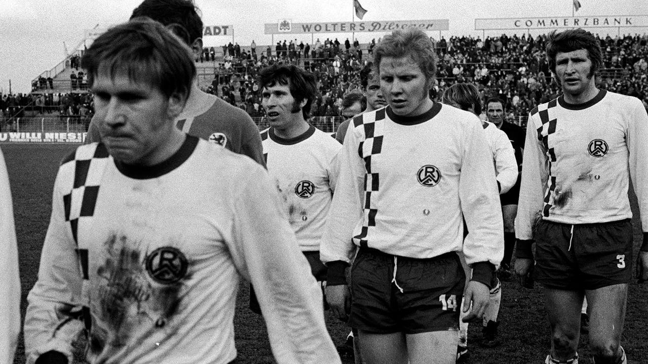Platz 7: Rot-Weiss Essen (19 Spiele) - Bildquelle: Imago