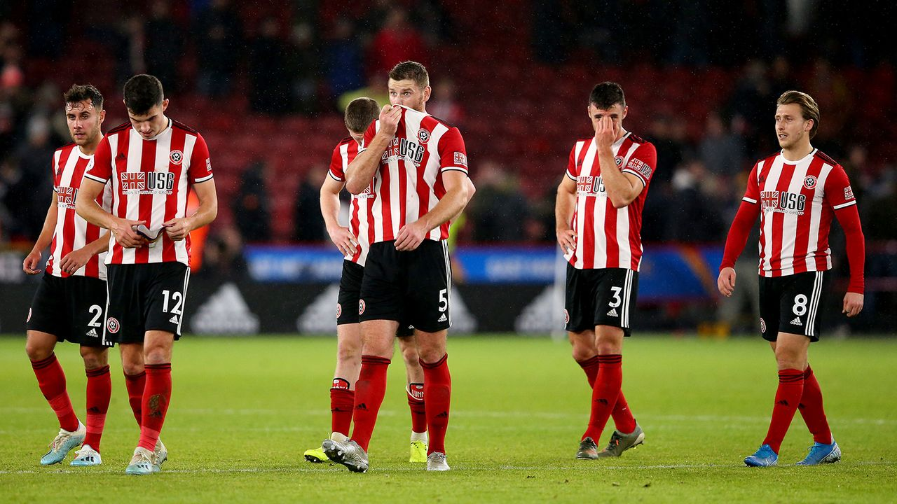"Größter ""Verlierer"" des VAR: Sheffield United, West Ham United, Norwich City, Wolverhampton Wanderers - Bildquelle: Getty Images"