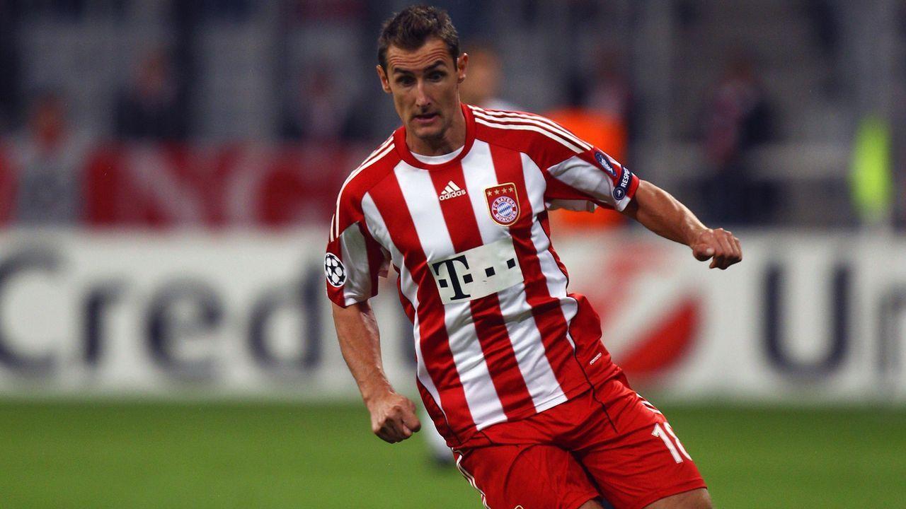 Miroslav Klose - Bildquelle: 2010 Getty Images