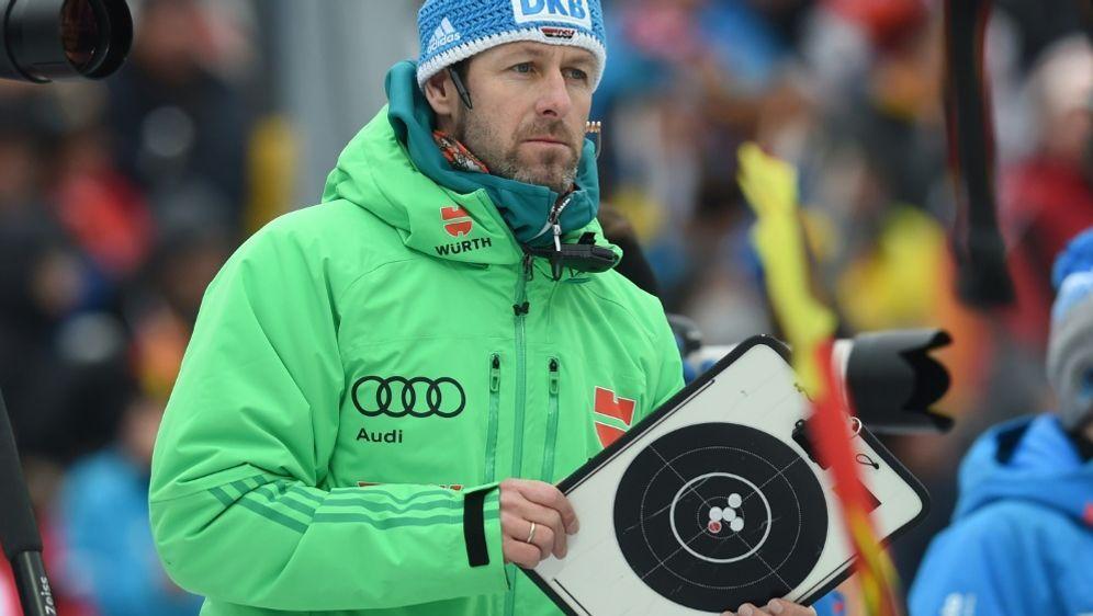 Biathlon: Mark Kirchner nimmt personelle Änderungen vor - Bildquelle: AFPSIDCHRISTOF STACHE