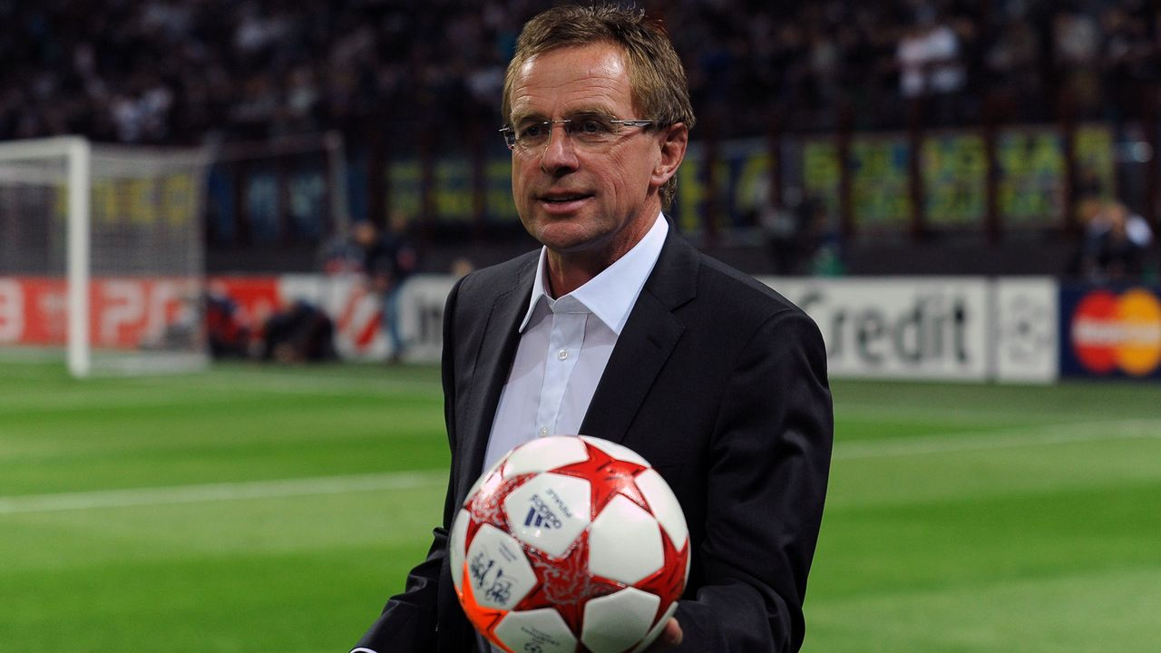 Trainer - Ralf Rangnick - Bildquelle: 2011 Getty Images