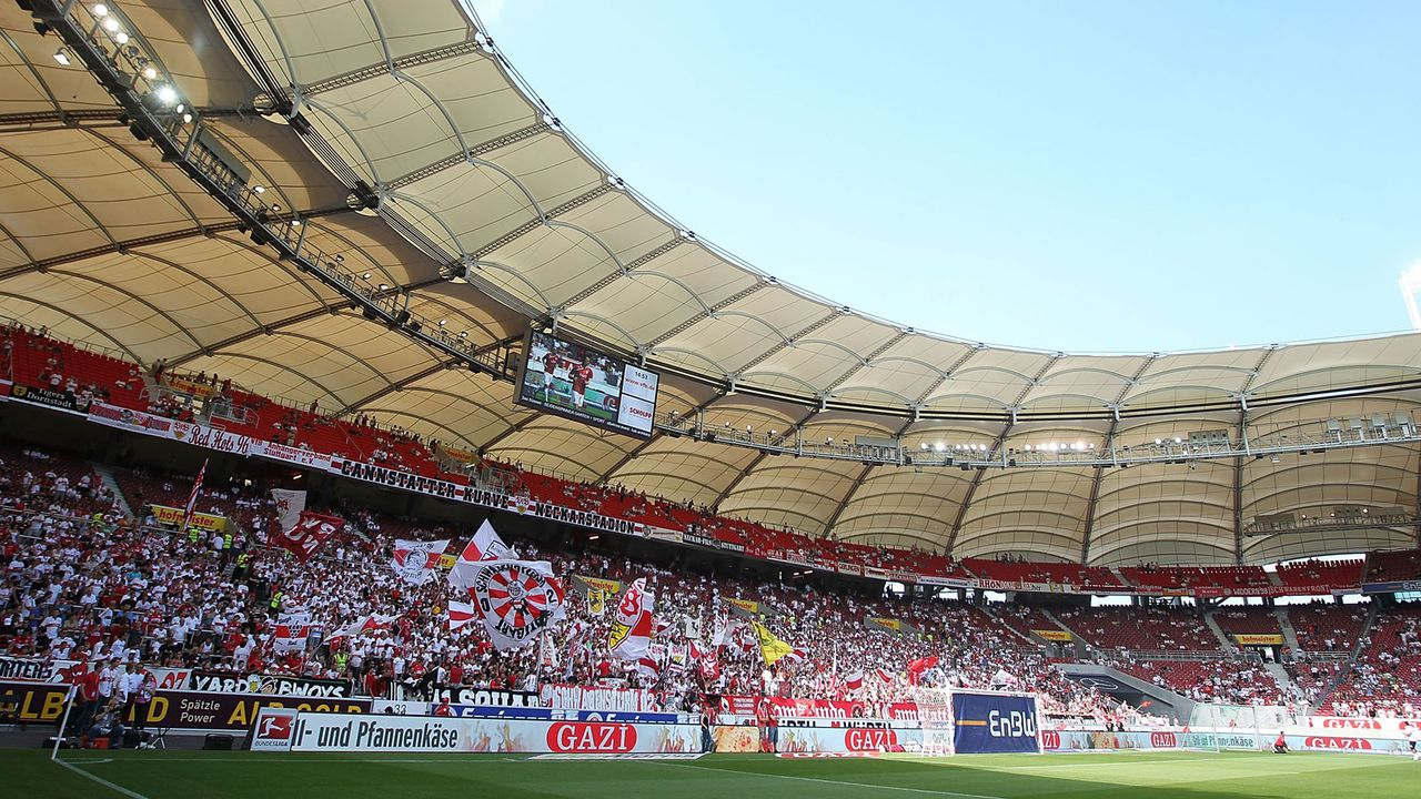 VfB Stuttgart - Bildquelle: 2011 Getty Images