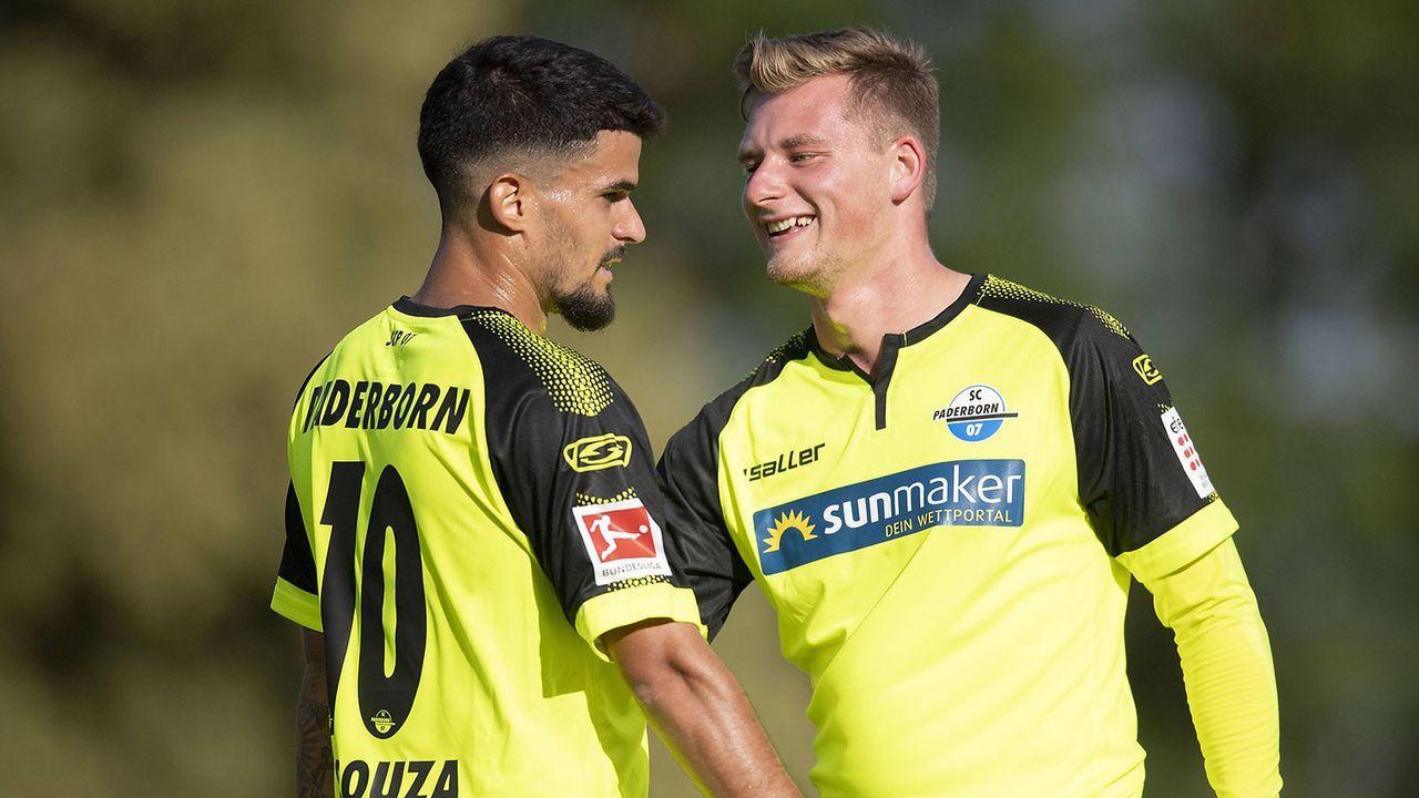 SC Paderborn  - Bildquelle: imago images / Sven Simon