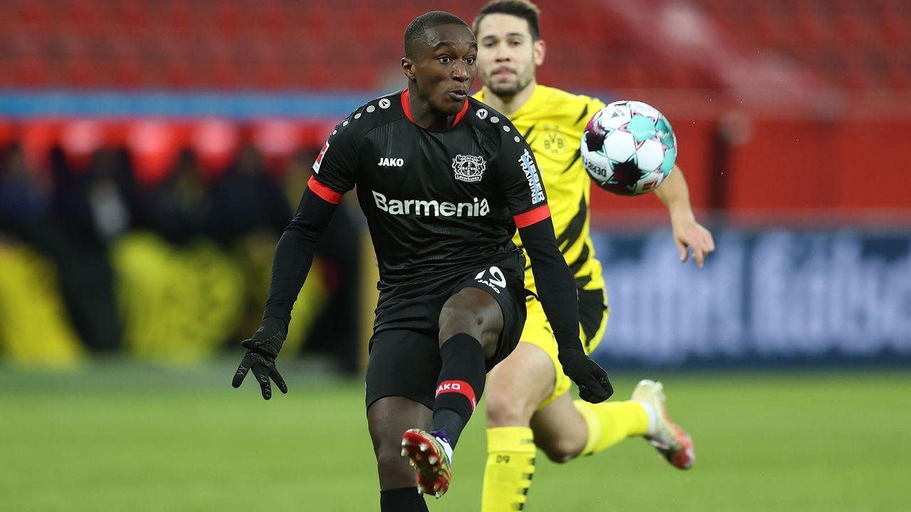 Moussa Diaby (Bayer Leverkusen) - Bildquelle: Getty Images