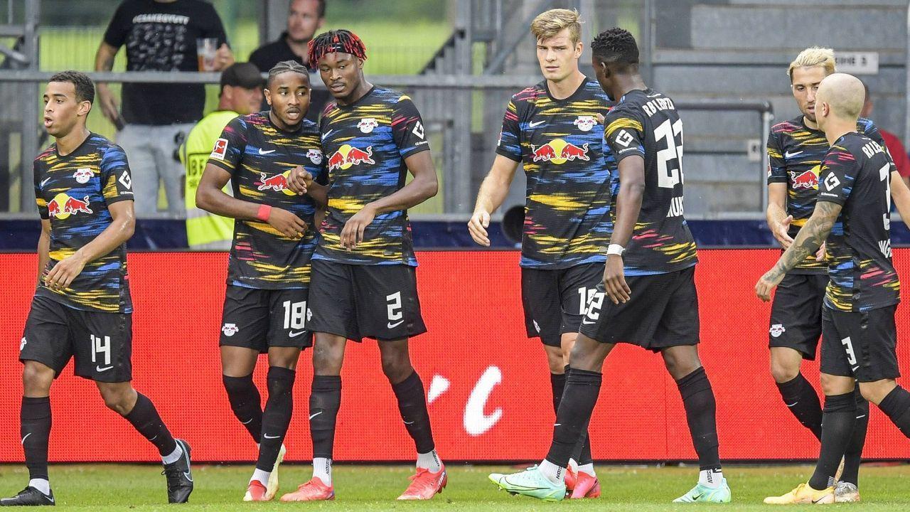 Platz 8: RB Leipzig - Bildquelle: Imago