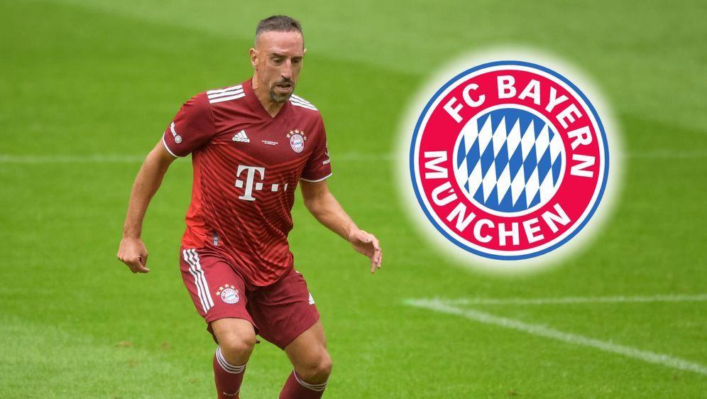 Könnte trotz seines hohen Alters den Münchnern helfen: Franck Ribery. - Bildquelle: imago
