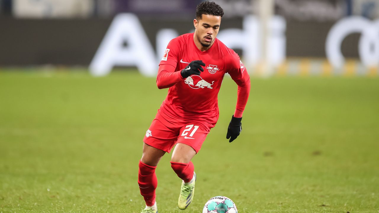 Justin Kluivert (RB Leipzig/AS Rom) - Bildquelle: 2020 Getty Images