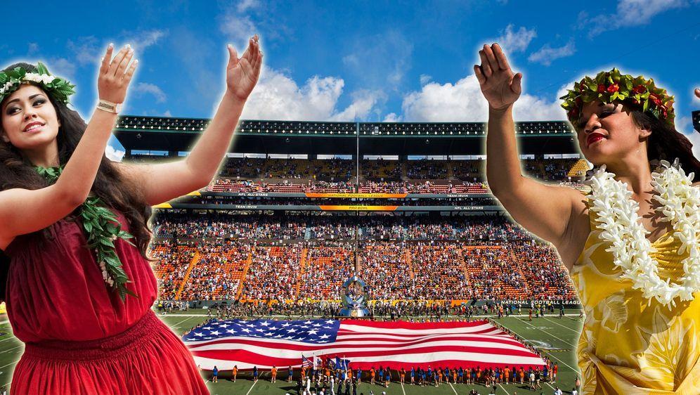 Die NFL kehrt nach Hawaii ins Aloha Stadium zurück. - Bildquelle: Getty
