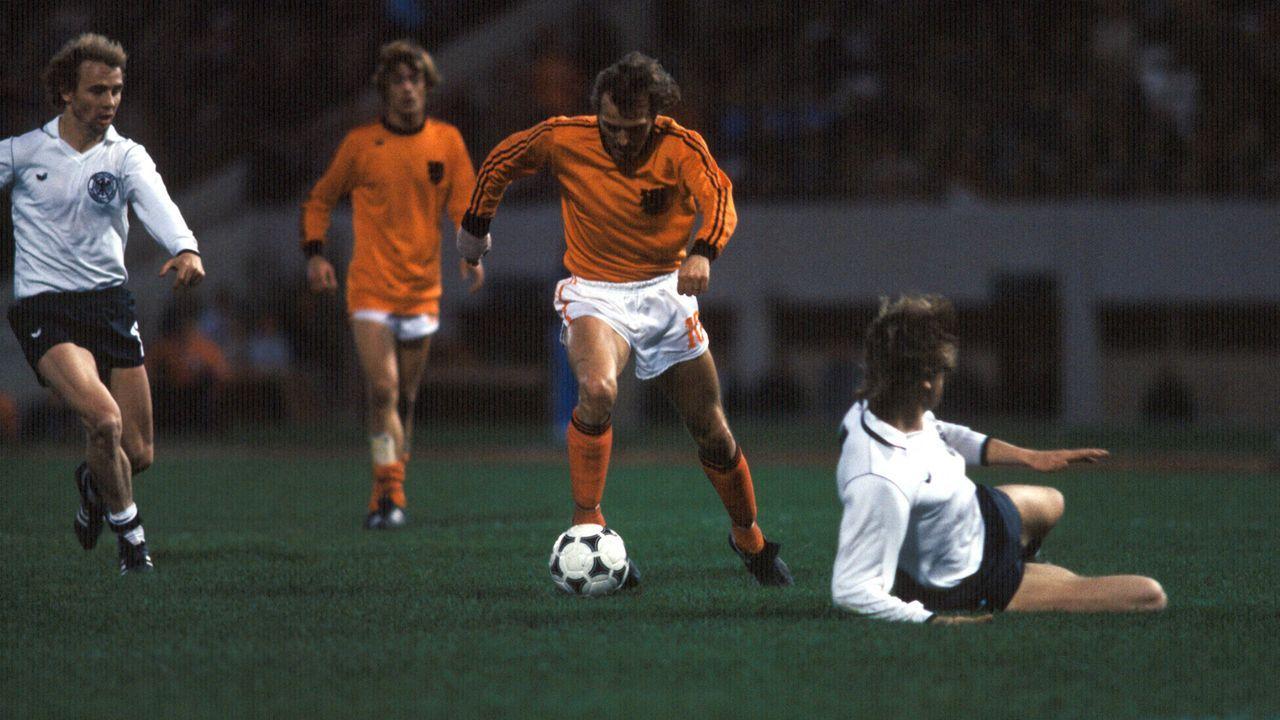 Deutschland Niederlande Fußball