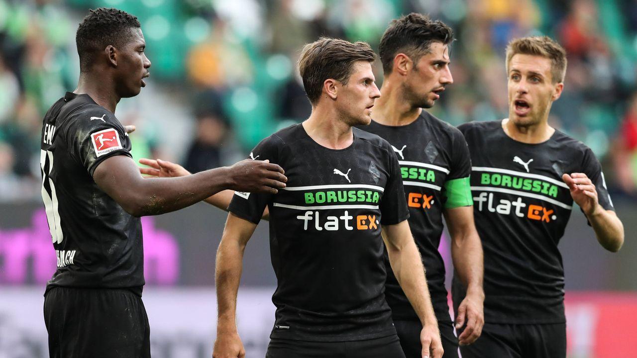 Borussia Mönchengladbach - Bildquelle: imago images/Christian Schroedter