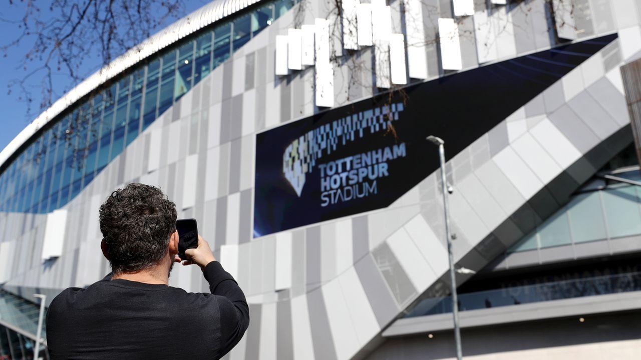 Stadion Tottenham - Bildquelle: 2019 Getty Images