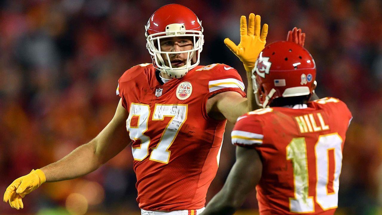 Platz 2: Kansas City Chiefs - Bildquelle: getty