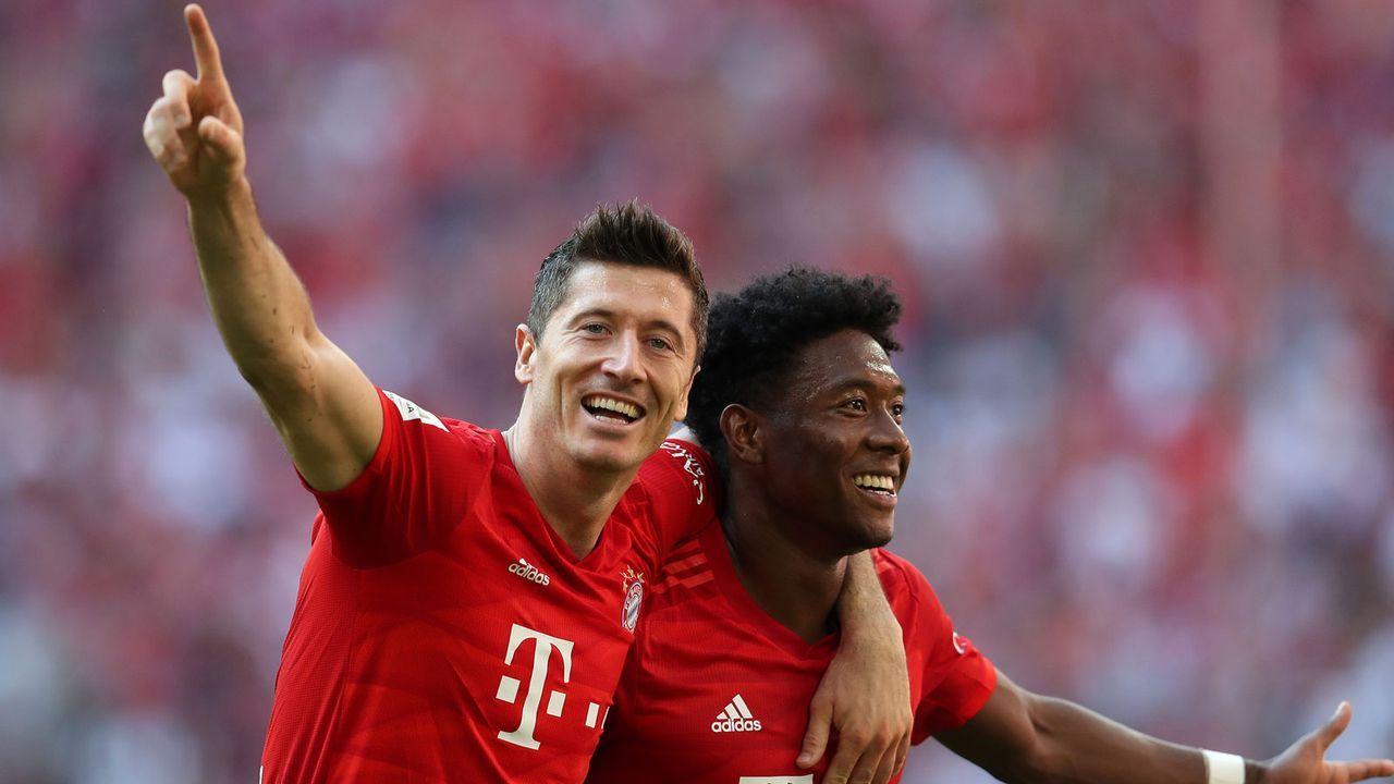 7. These: Der FC Bayern München holt das Ding - Bildquelle: getty