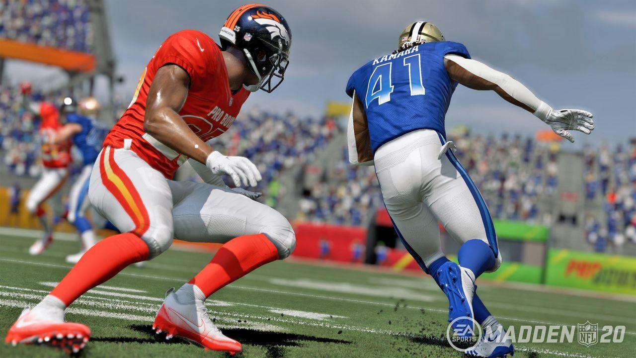 Madden NFL 20: Das ist neu in der Football-Simulation - Bildquelle: EA Sports