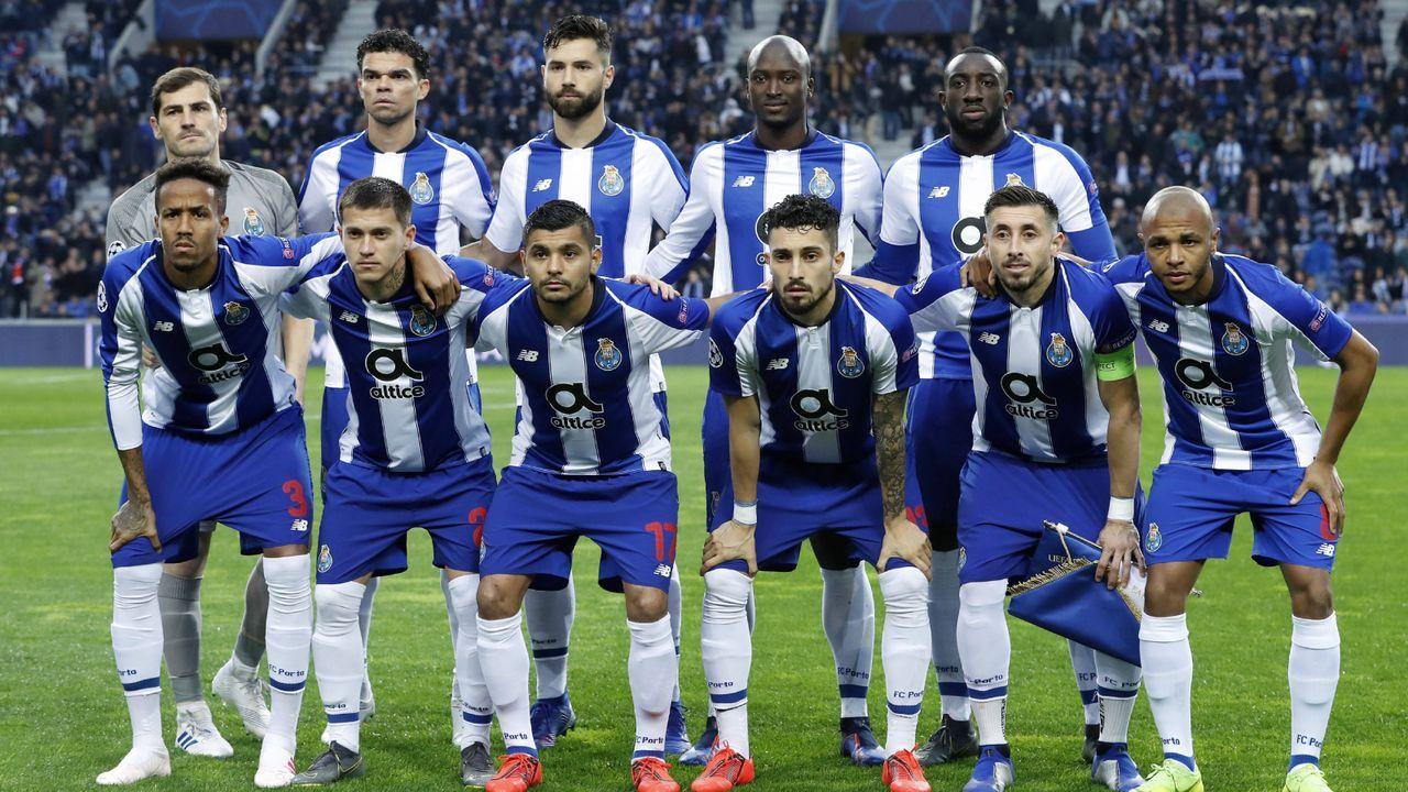 Platz 9: FC Porto - Bildquelle: Getty