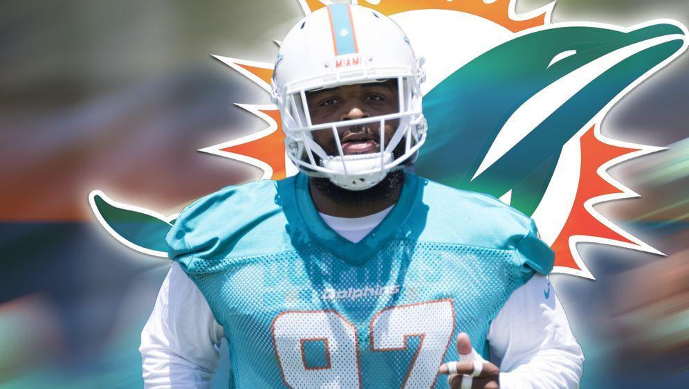 Wurde im NFL Draft 2019 an Position 13 von den Miami Dolphins ausgewählt - Bildquelle: Getty