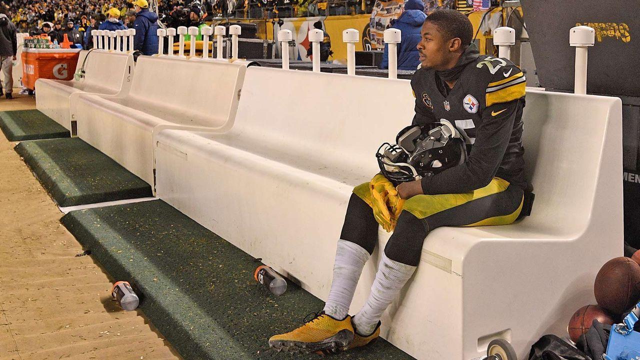 Artie Burns (Pittsburgh Steelers) - Bildquelle: Getty
