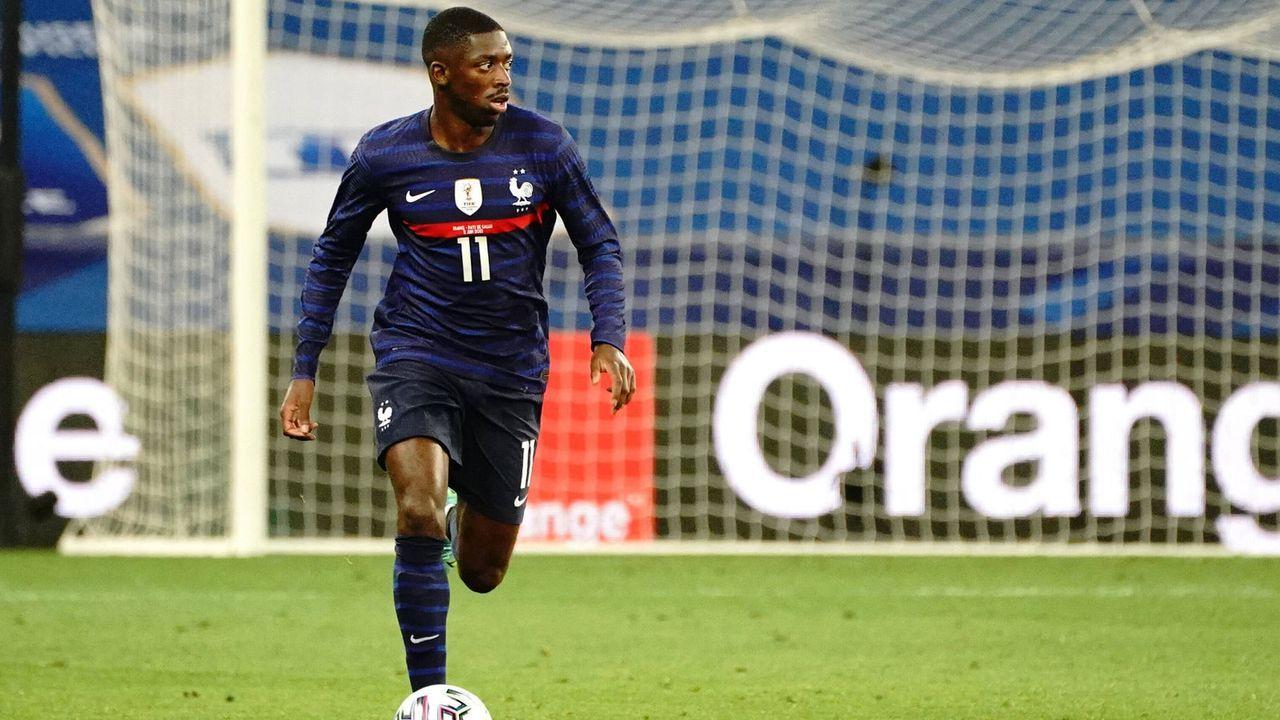 Ousmane Dembele (Frankreich) - Bildquelle: imago
