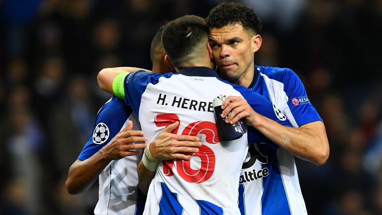 Platz 7 - FC Porto - Bildquelle: 2019 Getty Images