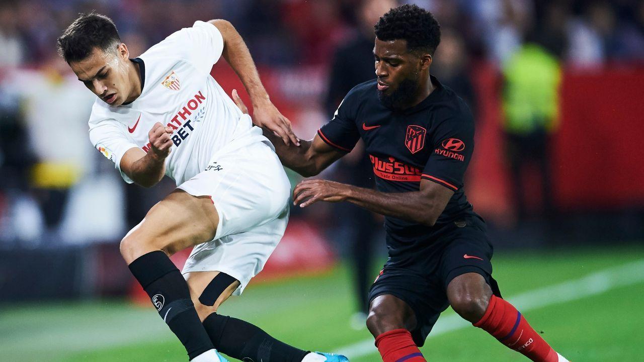 FC Sevilla führt Europa-League-Rangliste an