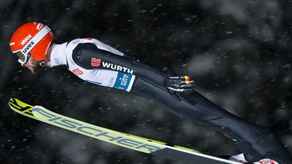 Eisenbichler hat die Qualifikation mühelos geschafft - Bildquelle: PIXATHLONPIXATHLONSID