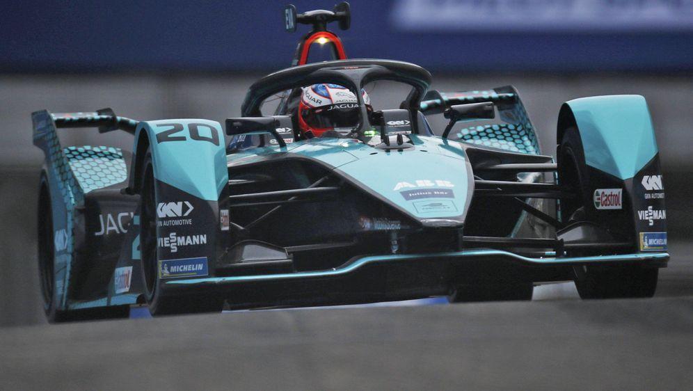 Mitch Evans ist im 2. Freien Training in Monaco der Schnellste. - Bildquelle: Getty