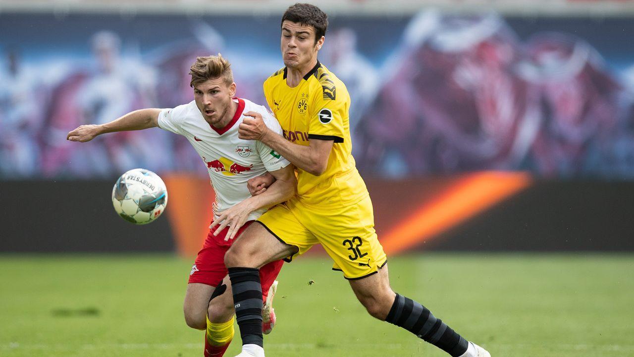 Giovanni Reyna (Borussia Dortmund) - Bildquelle: Getty Images