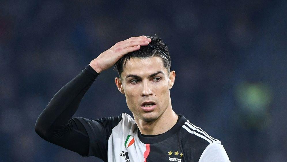 Juve und Ronaldo verpassen Sprung an die Spitze - Bildquelle: AFPSIDALBERTO PIZZOLI