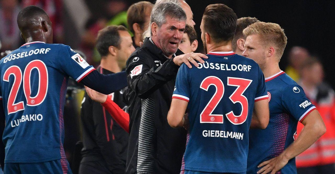 20. Platz: Fortuna Düsseldorf - Bildquelle: imago