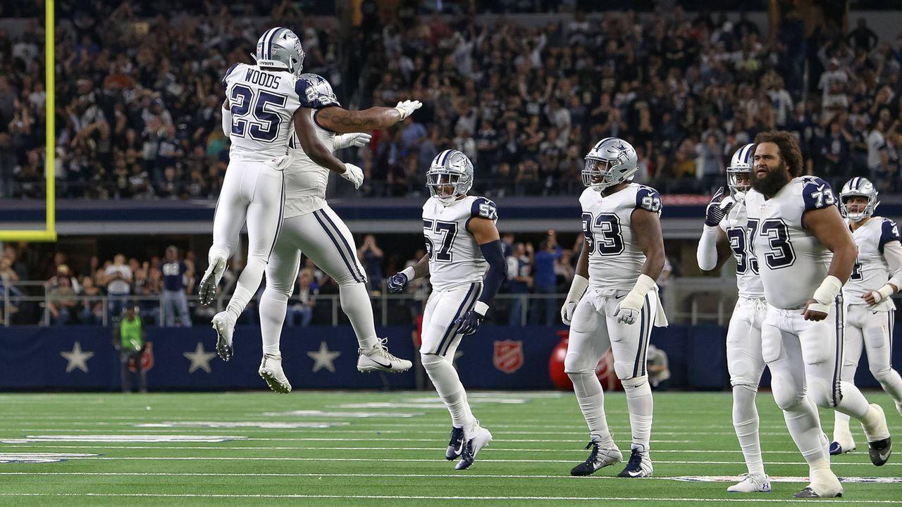 Gewinner: Defense der Dallas Cowboys - Bildquelle: imago/Icon SMI