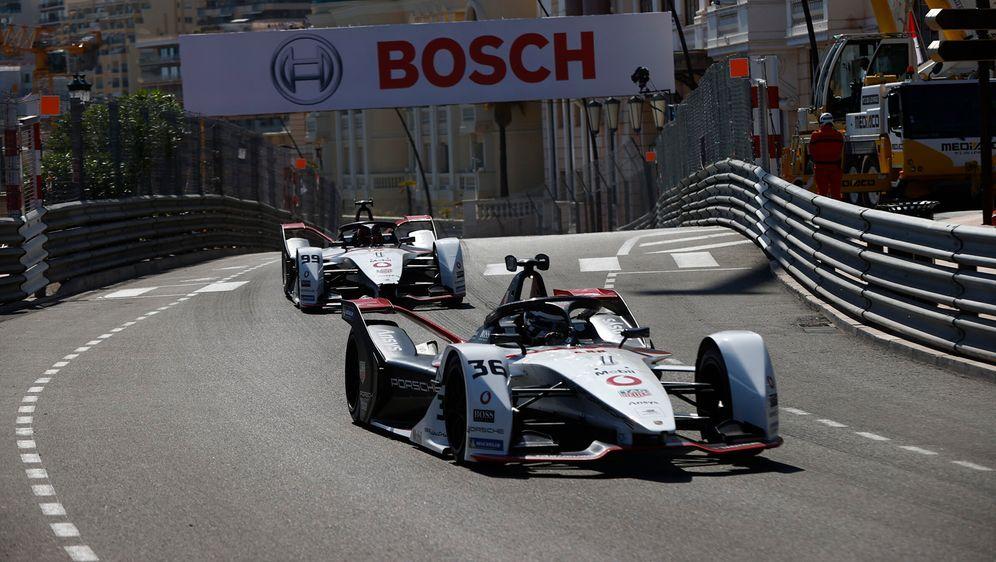 Andre Lotterer, Pascal Wehrlein - Bildquelle: Motorsport Images