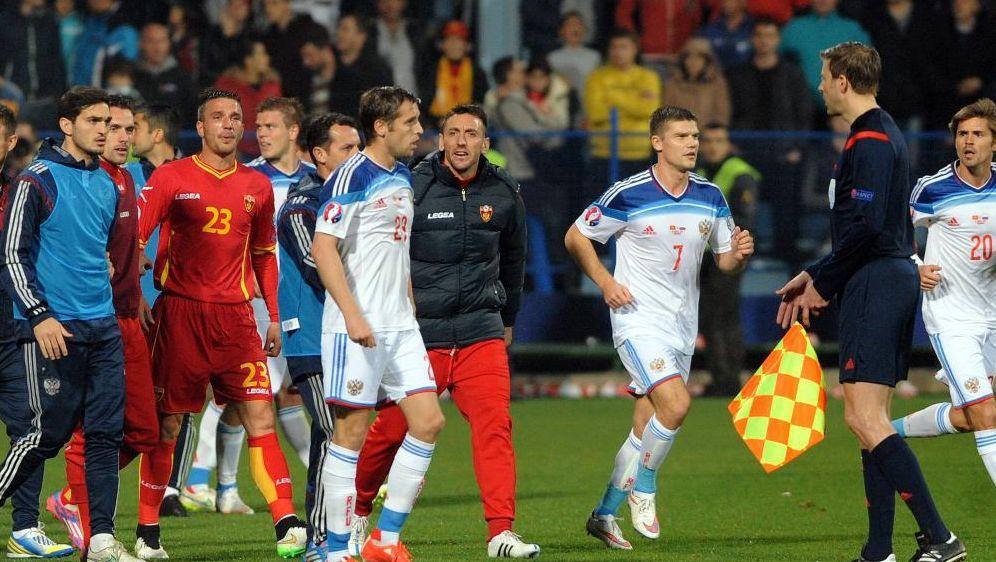 Montenegro Fußball