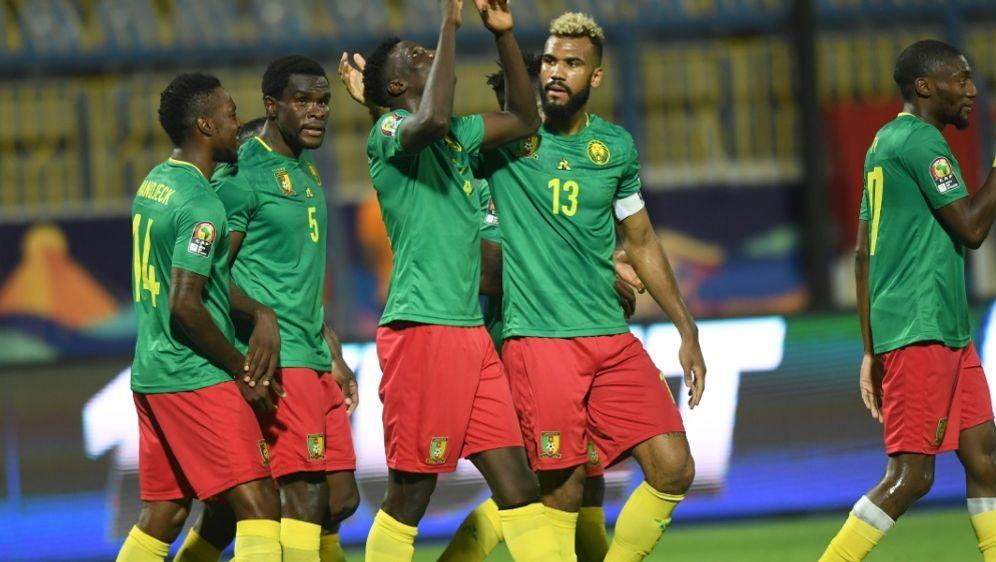 Kamerun feierte zum Auftakt einen Sieg - Bildquelle: AFPSIDOZAN KOSE