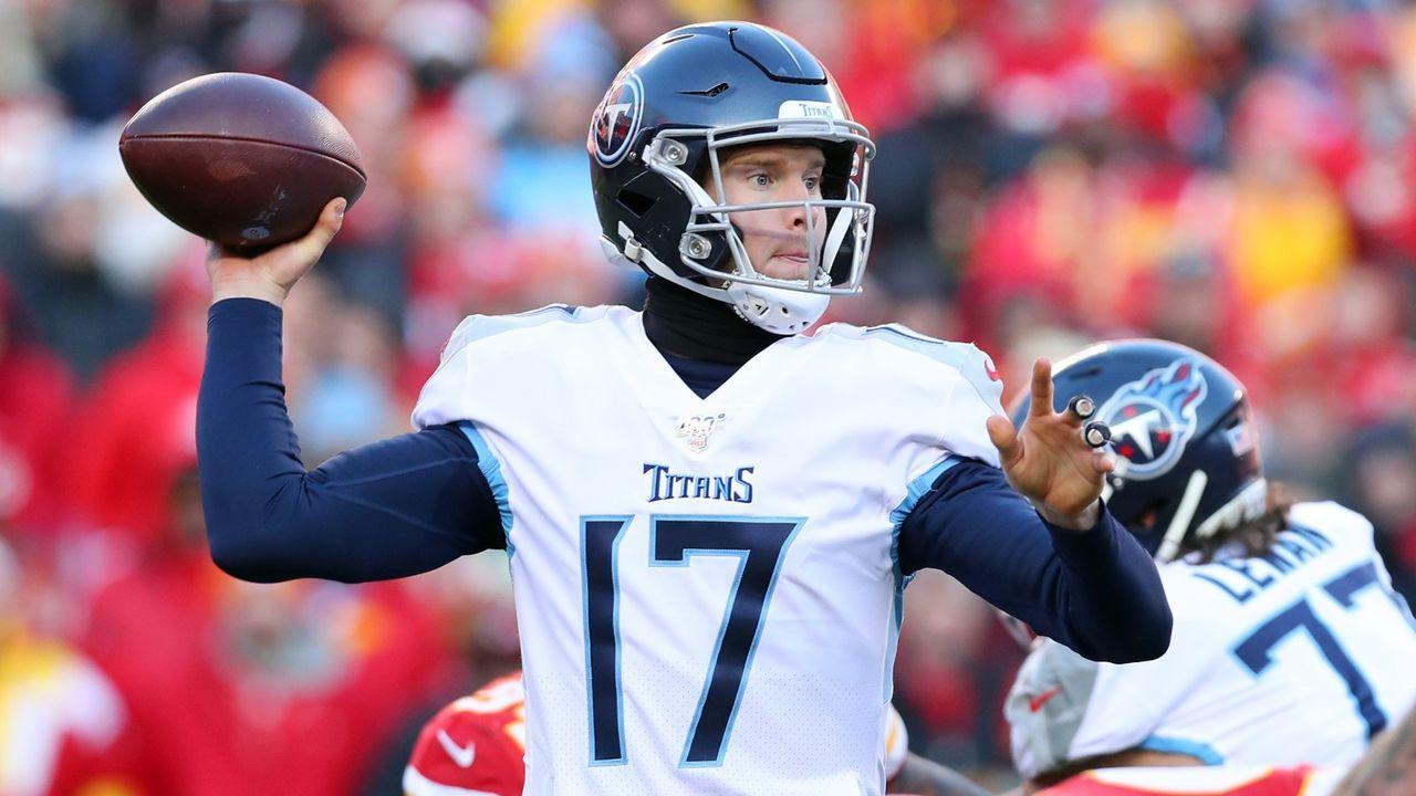 Tennessee Titans: Ryan Tannehill (Offense) - Bildquelle: getty