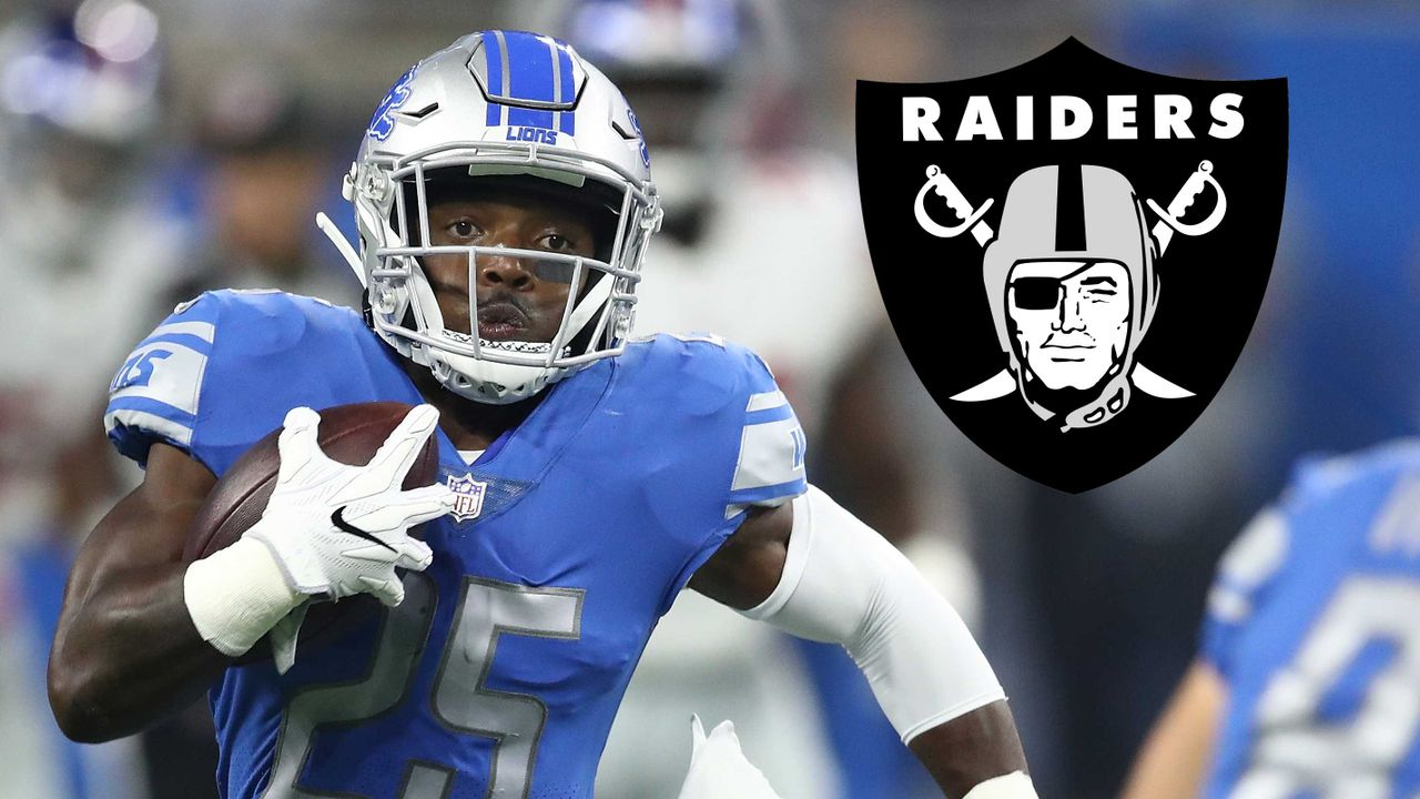 Theo Riddick (Las Vegas Raiders) - Bildquelle: getty