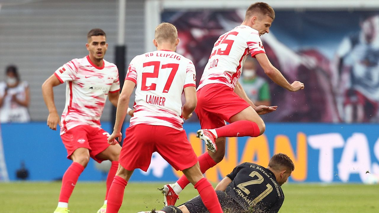 Dani Olmo (RB Leipzig) - Bildquelle: Imago