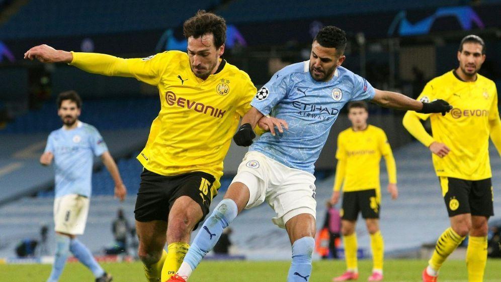 City-Spieler vor BVB-Duell um Nachtruhe gebracht - Bildquelle: FIROFIROSID