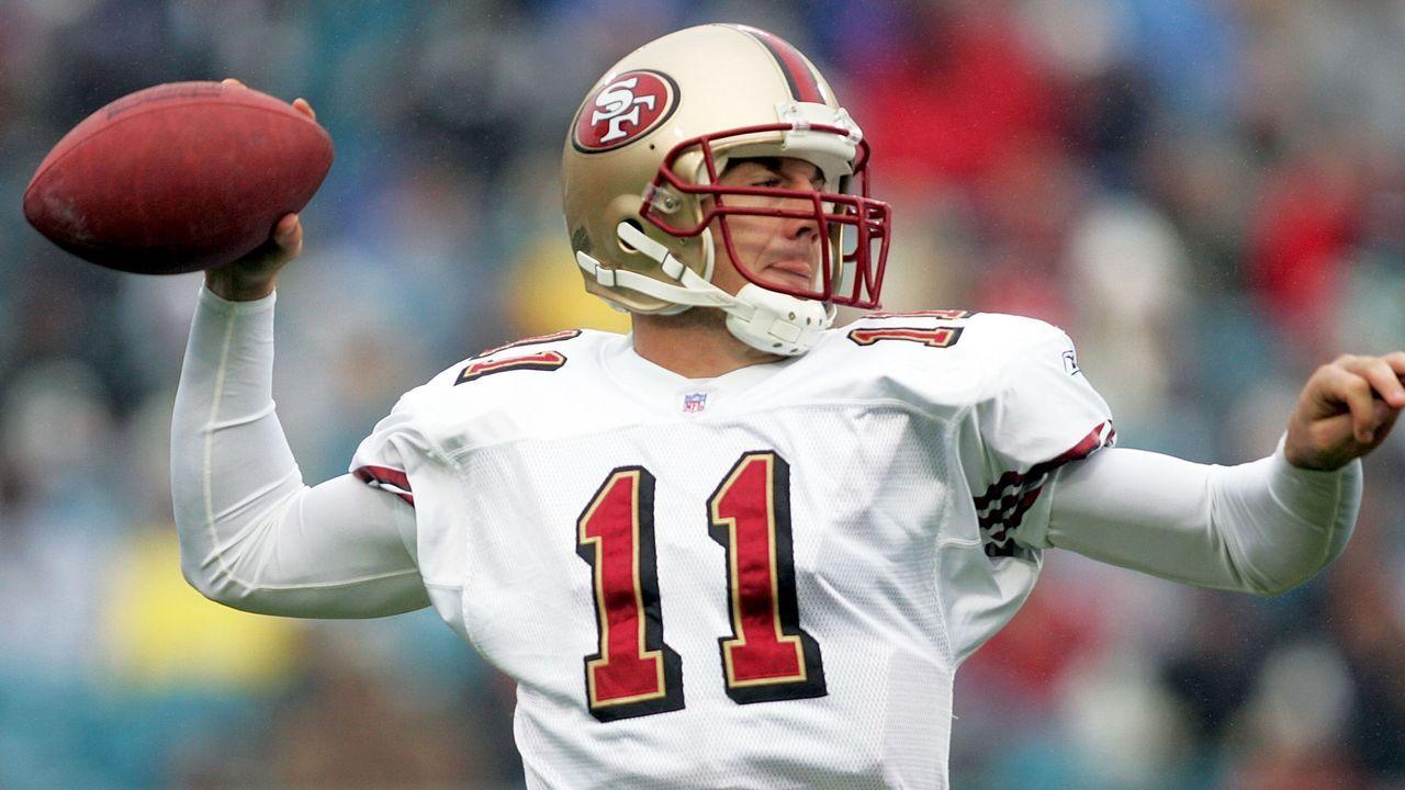 Alex Smith (San Francisco 49ers, 2005) - Bildquelle: 2005 Getty Images