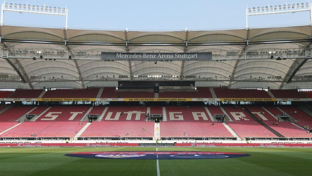 Die Mercedes-Benz-Arena soll für die EM renoviert werden - Bildquelle: FIROFIROSID