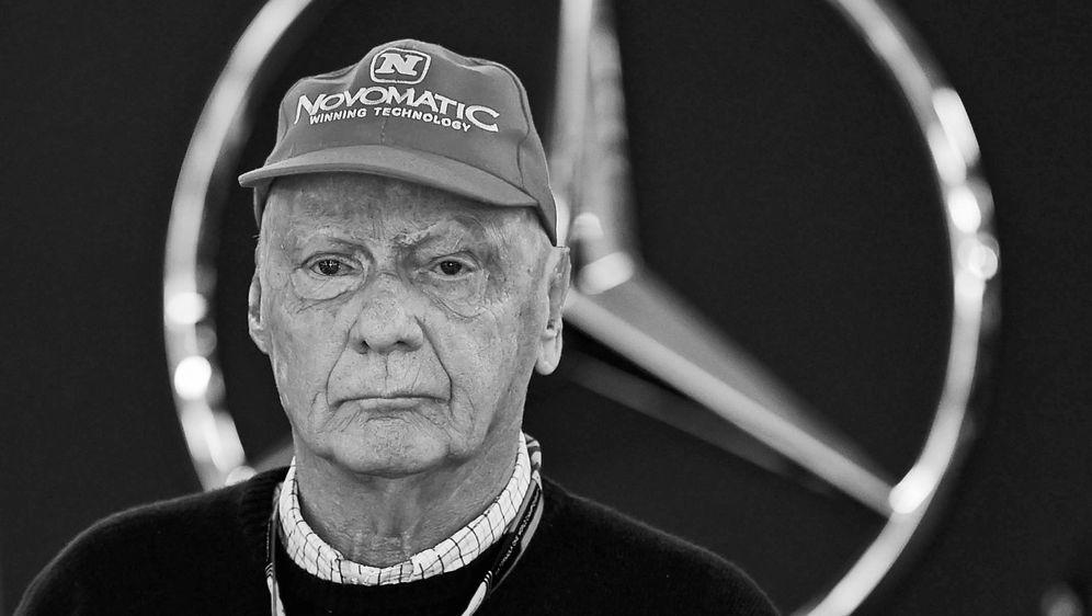 Was Niki Lauda als Rennfahrer geleistet hat, war ganz groß. Doch wie er Merc... - Bildquelle: 2015 Getty Images