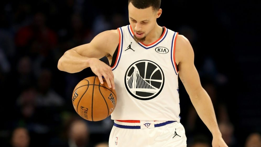 Matchwinner der Warriors: Stephen Curry - Bildquelle: GETTY IMAGES NORTH AMERICAGETTY IMAGES NORTH AMERICASIDSTREETER LECKA