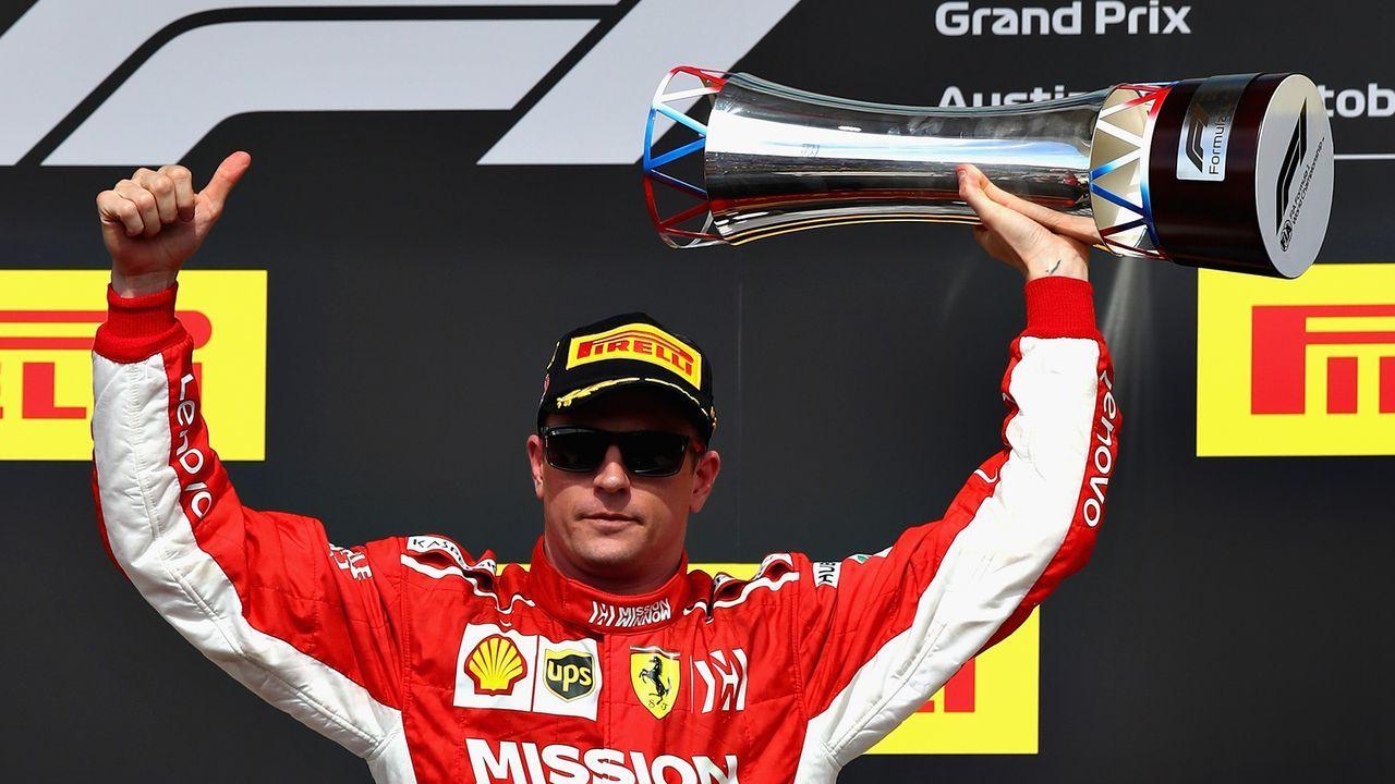 2014 bis 2018: Rückkehr zu Ferrari - Bildquelle: 2018 Getty Images