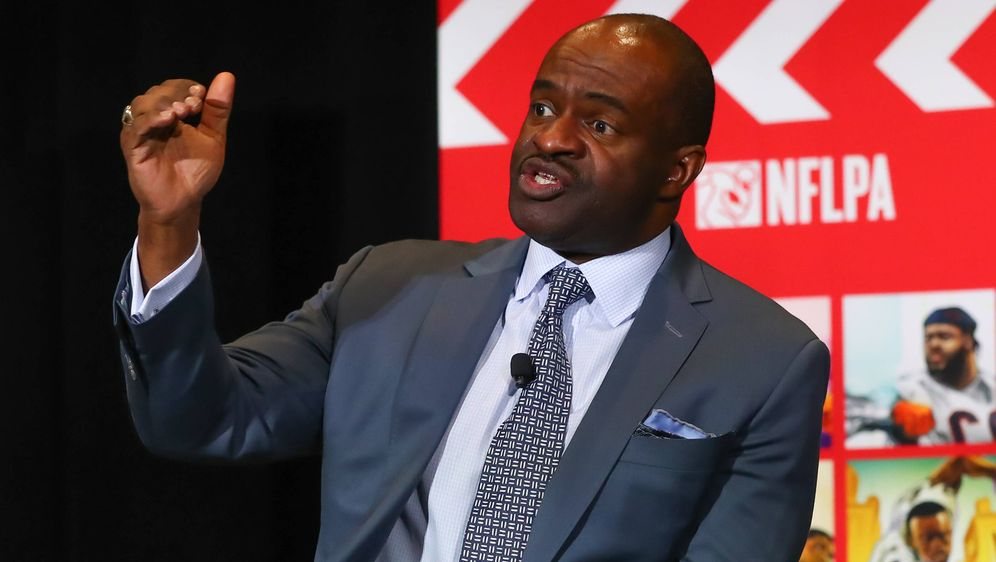 DeMaurice Smith, der Executive Director der National Football League Players... - Bildquelle: imago images/Icon SMI