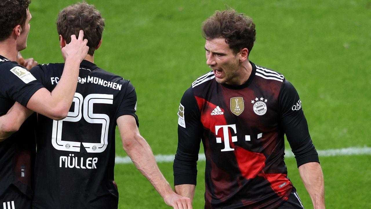 1. Bayerns Personallage entschärft sich - Bildquelle: 2021 Getty Images